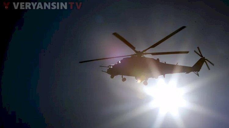 Azerbaycan, Rus helikopterinin düşürülmesini üstlendi