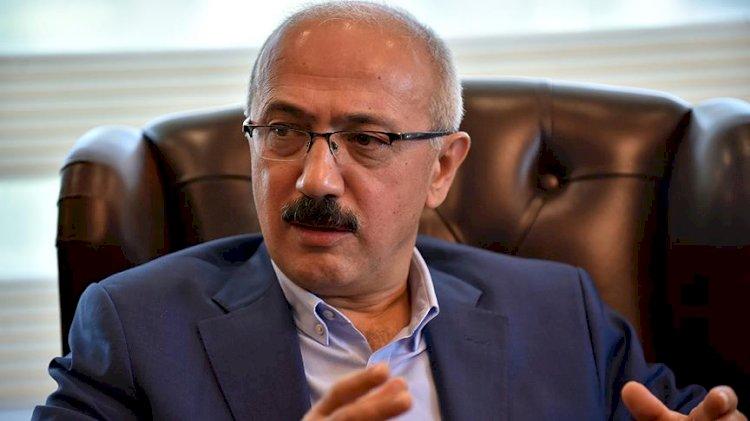 Hazine ve Maliye Bakanlığı görevine Lütfi Elvan atandı