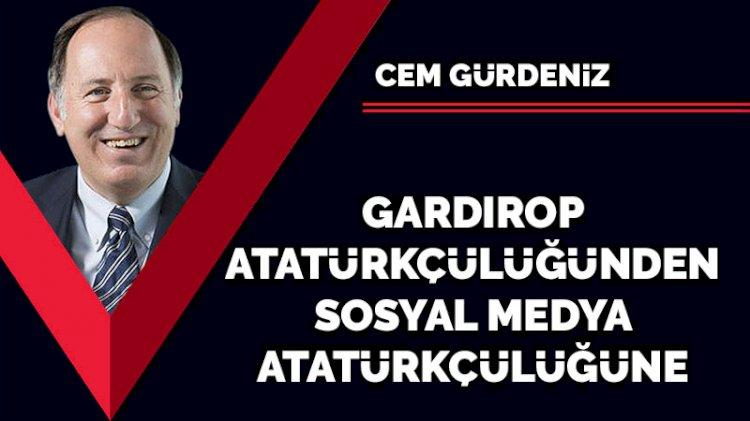 Gardırop Atatürkçülüğünden, Sosyal Medya Atatürkçülüğüne