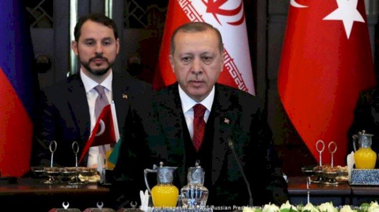 İstifa Erdoğan için sürpriz olmuş... 'Albayrak istifasının kabul edilmemesini istedi'