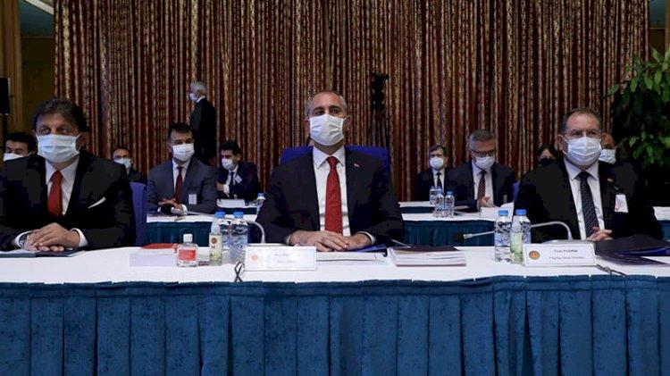 Adalet Bakanı: Yargı, ele geçirilecek mevzi değil