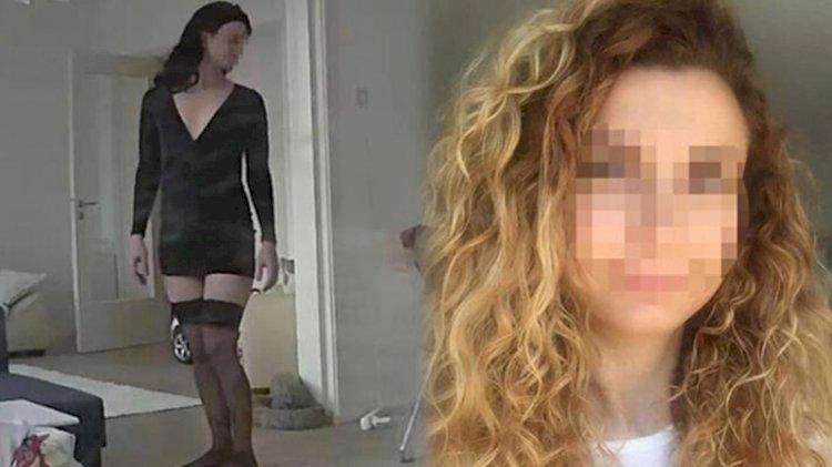 Aldatıldığını zanneden kadın, gizli kamerada gördüklerine şok oldu