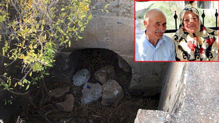 17 gündür kayıp olan çift kuyuda bulundu