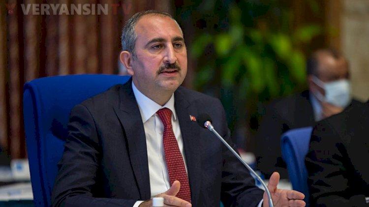 Adalet Bakanı Gül'den nafaka ve AYM kararlarına ilişkin açıklama