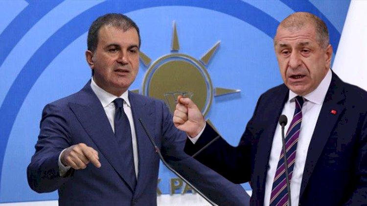 AKP'den Ümit Özdağ'a çok sert sözler: Ahlaksız, utanmaz...
