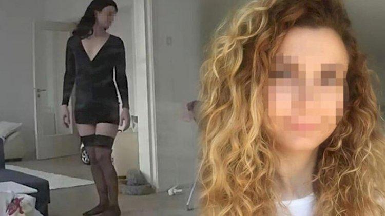 Eşinin kıyafetlerini giyen adam, karısı hakkında suç duyurusunda bulundu