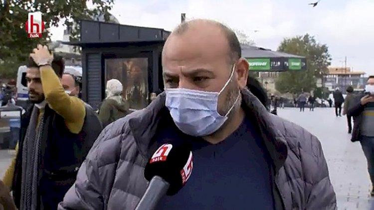 30 yıl Erdoğan'ın peşinden gittim diyen vatandaş: Zorla solcu yapıyorlar