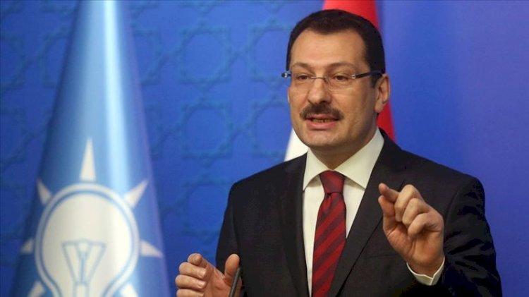 AKP Genel Başkan Yardımcısı Yavuz koronaya yakalandı