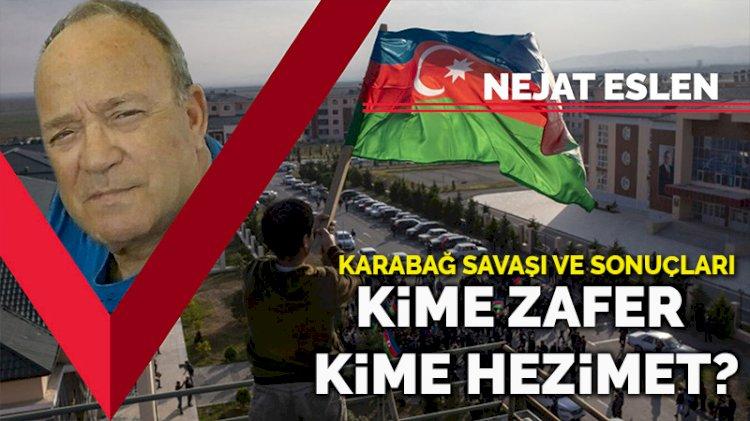 Jeopolitik bir analiz... Karabağ savaşı ve sonuçları