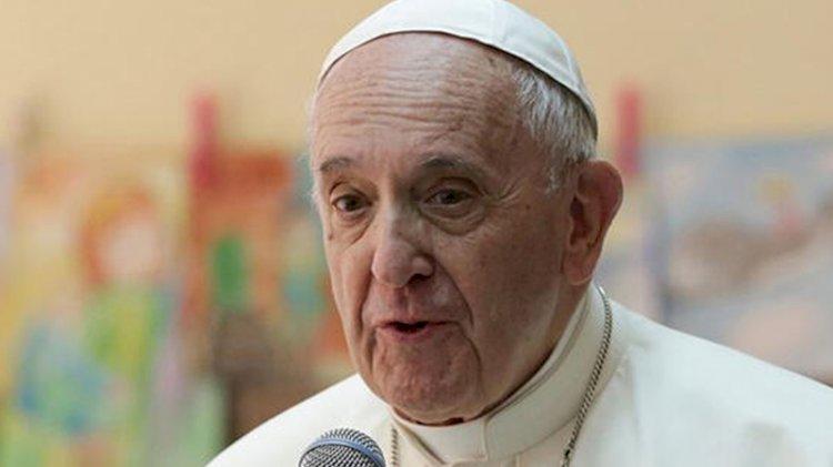 Papa, Biden'ı tebrik etti