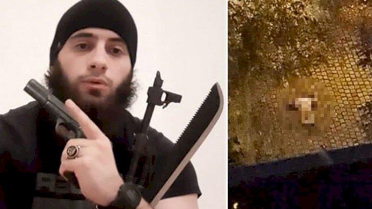 Viyana saldırısını gerçekleştiren teröristin cenazesi ortada kaldı