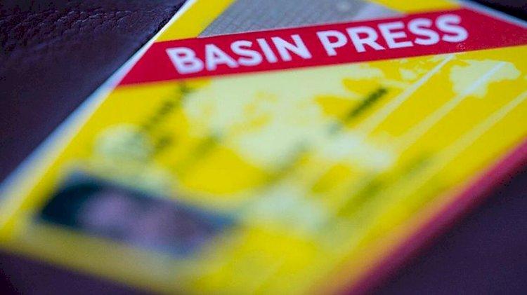 Yıpranma payının basın kartı şartına bağlanmasına ÇGD'den itiraz