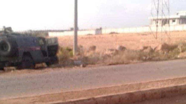 Suriye'de Rus konvoyuna bombalı saldırı!