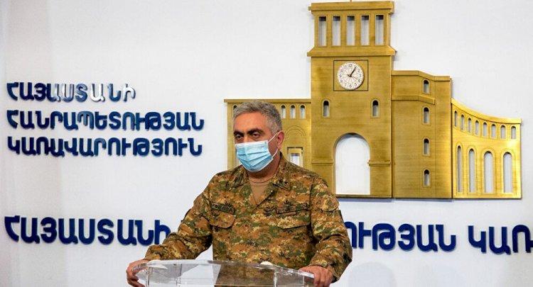 Ermenistan Savunma Bakanlığı'nda istifa