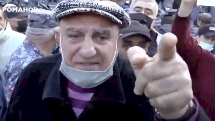 Ermeni vatandaşının 'Putin' sözleri alay konusu oldu: İktidara gelmen için Yeltsin'in kızından ricacı oldum