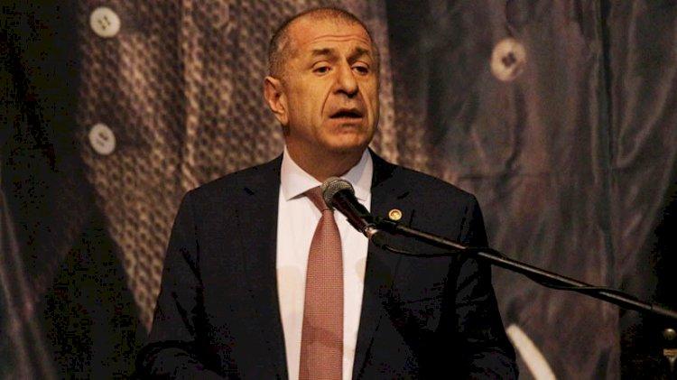 İYİ Parti'den Ümit Özdağ kararı
