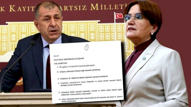 İyi Parti'de 'anayasa' krizi: Akşener yalanlarken Kaboğlu nasıl itiraf etti?