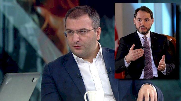 Cem Küçük hükümet basınını Erdoğan'a şikayet etti