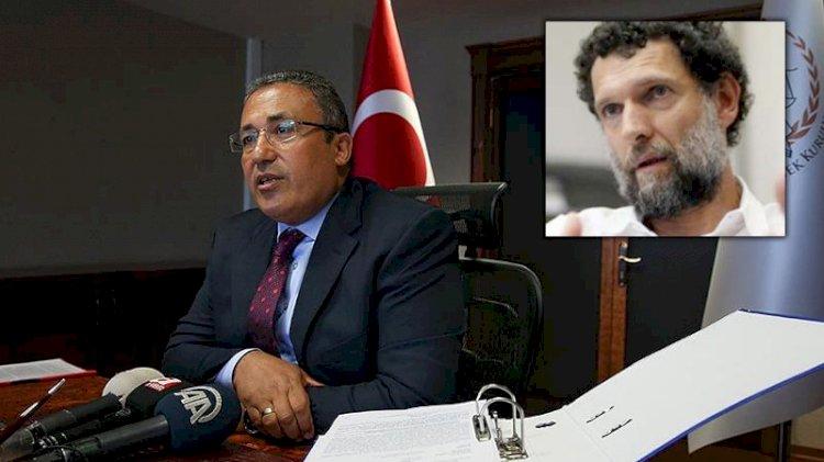 Osman Kavala dosyası neden istendi? HSK Başkanvekili'nden kritik 'terfi' açıklaması