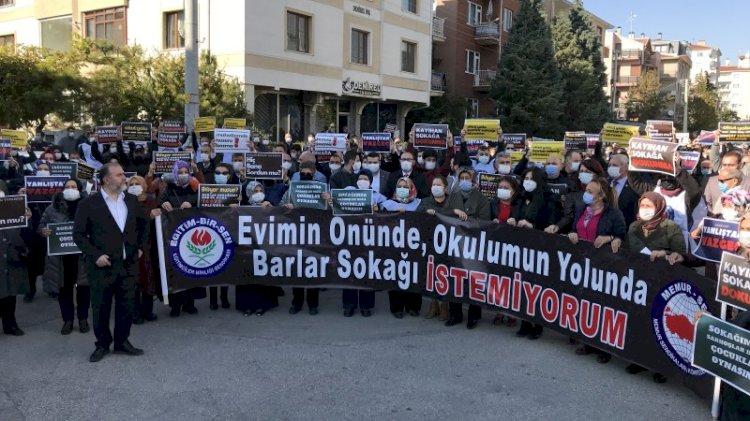 Eskişehir'de CHP ile AKP'nin 'barlar sokağı' kavgası