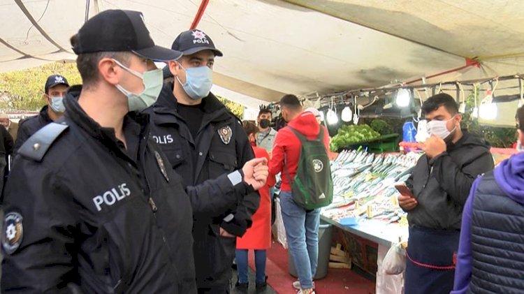 İstanbul'da pazar yerlerinde sigara yasağı