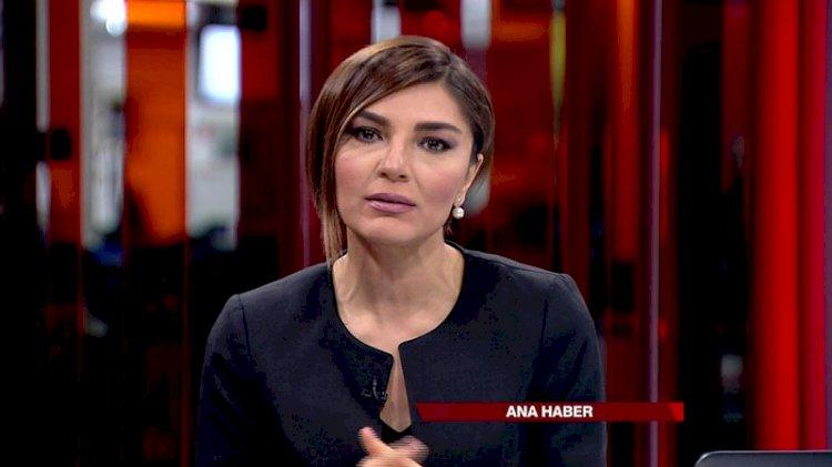 CNN Türk'ün ünlü ekran yüzü Buket Güler'den ayrılık mesajı