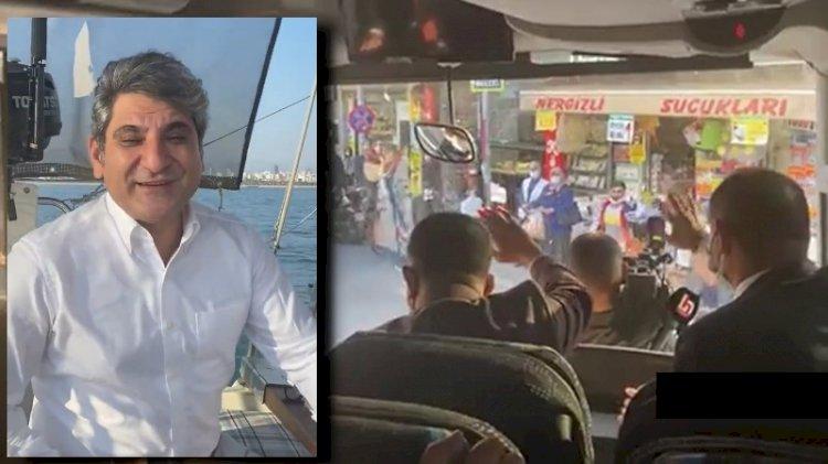 Biri teknede diğerleri otobüste... CHP ekonomi çözümünü halka böyle anlattı!