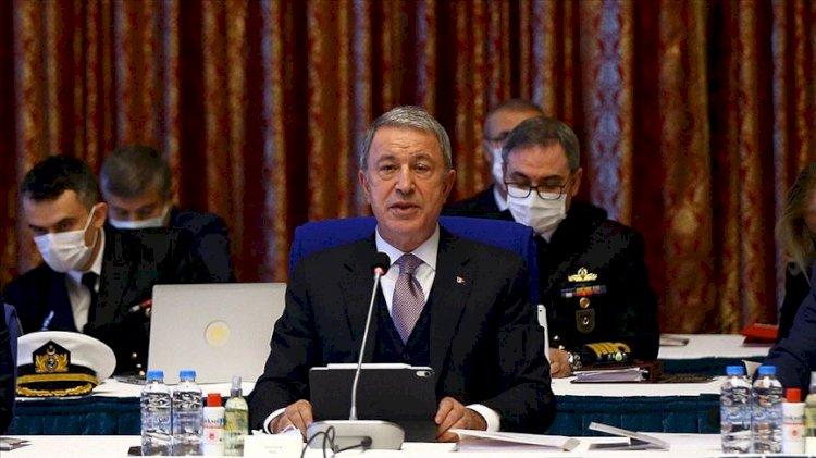Hulusi Akar Türkiye-ABD ilişkilerini değerlendirdi: İki ülkenin uzun bir işbirliği geleneği var