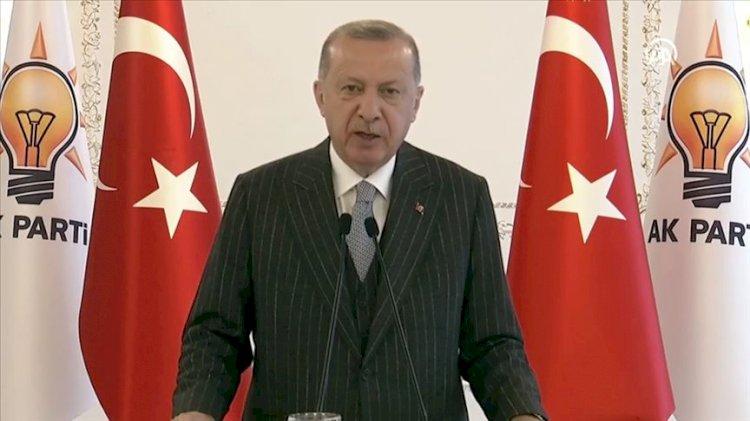 Erdoğan'dan parti içine mesajlar: Kibre, nobranlığa yer yoktur