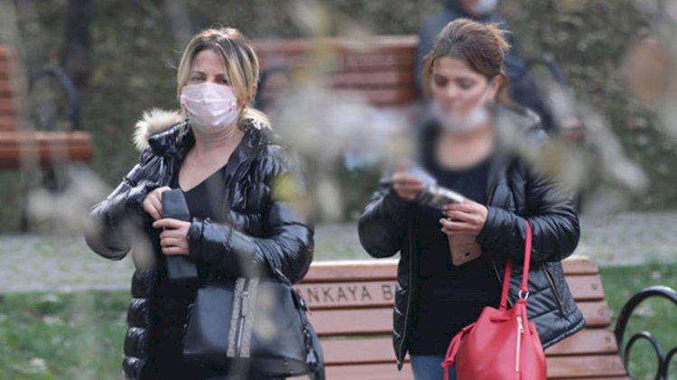 Yasağa rağmen sigara içtiler