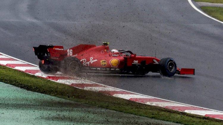 Formula 1'de sıralama turlarının kazananı belli oldu