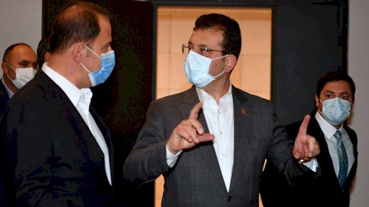 İmamoğlu'ndan koronavirüs açıklaması: 2-3 haftalık kapanma şart