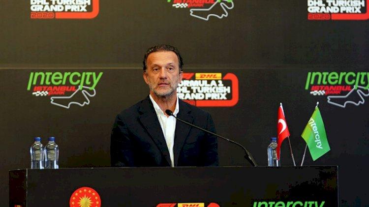 İstanbul Park Yönetim Kurulu Başkanı Vural Ak: 'Ramazan ayında Formula olmaz!'