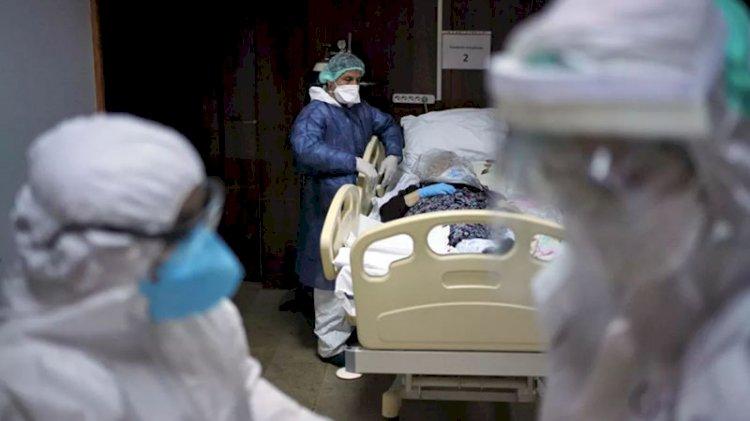 Korona belirtileri devam eden sağlık çalışanlarının işe dönmeleri istendi