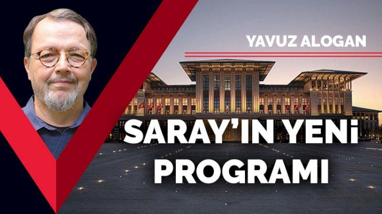 Saray'ın yeni programı