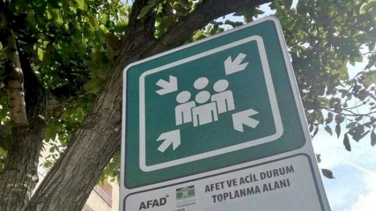 AFAD'dan 'toplanma ve barınma' alanları ile ilgili açıklama