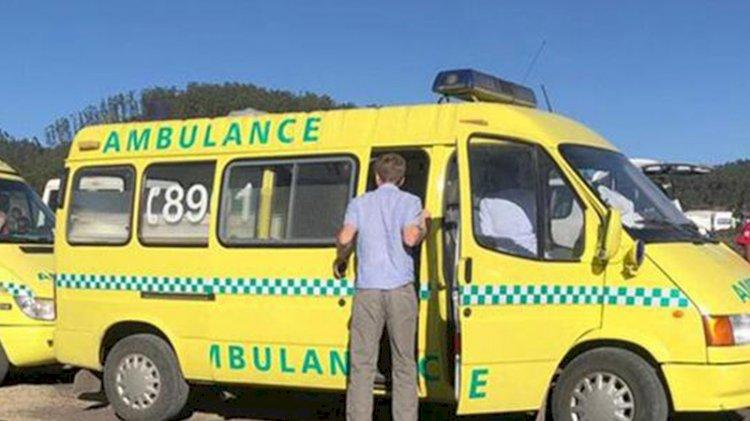 Yolcu otobüsüne silahlı saldırı: 34 ölü
