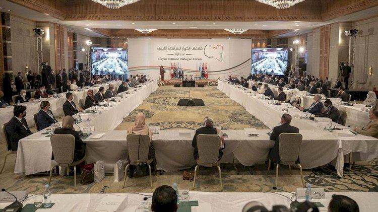 Libya Siyasi Diyalog Forumu ertelendi