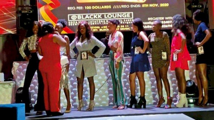 'Miss Uganda'nın perde arkası
