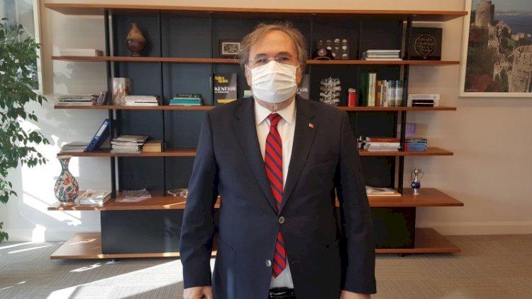Erdoğan'ın başdanışmanı koronavirüse karşı gargara önerdi
