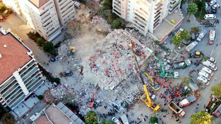 Belediye başkanlarına deprem yazısı: Konuşmayın!
