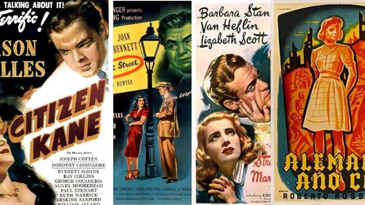 1940'larda çekilmiş izlemeniz gereken birbirinden güzel 10 film