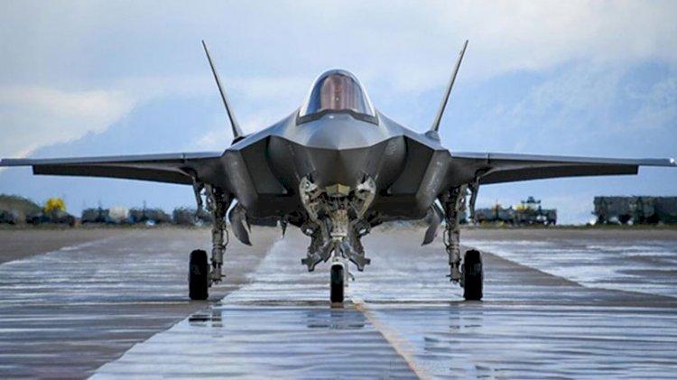 Türkiye'den F-35 adımı