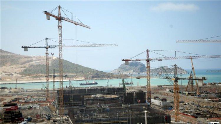 Akkuyu Nükleer Güç Santrali  3. ünitesine inşaat lisansı