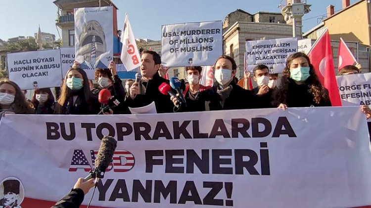 TGB'den Pompeo protestosu