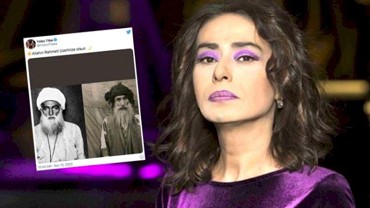 Yıldız Tilbe'ye sahip çıkan AKP'li yazar Seyit Rıza ve Şeyh Sait'i 'mağdur' ilan etti
