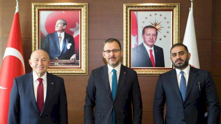 Bakan Kasapoğlu'ndan beIN SPORTS açıklaması