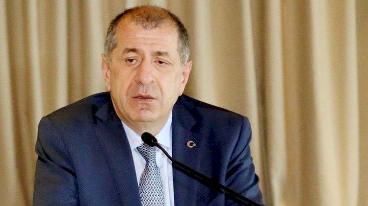 İYİ Parti'den ihraç edilen Ümit Özdağ'dan dikkat çeken savunma