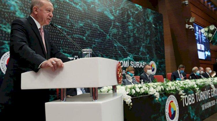 Erdoğan'dan 'yüksek faiz' açıklaması