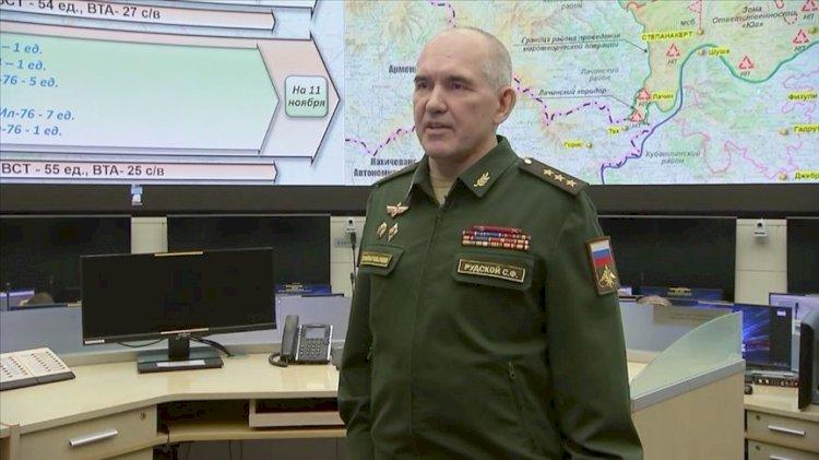 Rusya Karabağ'da 23 gözlem noktası kurdu